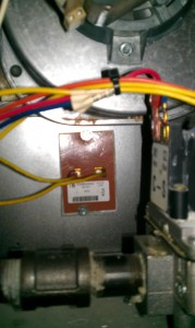 Trane High Limit Device
