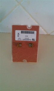 Trane High Limit Device Component