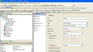 Download Editor Project to Touch Screen Option