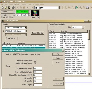 02 - DeviceNet Pass Through M0 and M1 Length Setting for Firmware 4 to 5