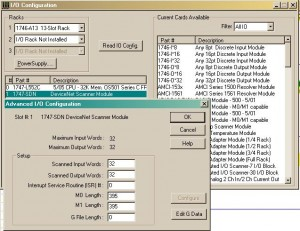 03 - DeviceNet Pass Through M0 and M1 Length Setting for Firmware 6 or above