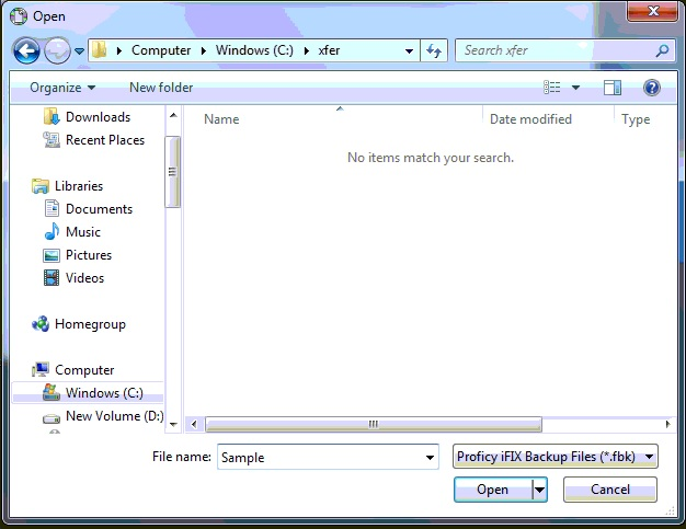 003 - Enter Path and File Name