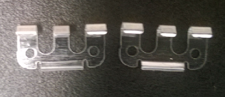 D5110 Battery Connector Clips