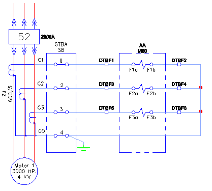 What m60 phasor diagram should look like for open delta open delta 003 m60 ct wiring ccuart Gallery